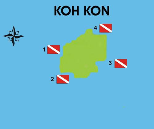 Koh Kon   Scuba Diving Cambodia